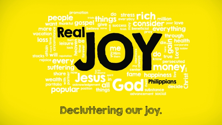 Real Joy – Part 2